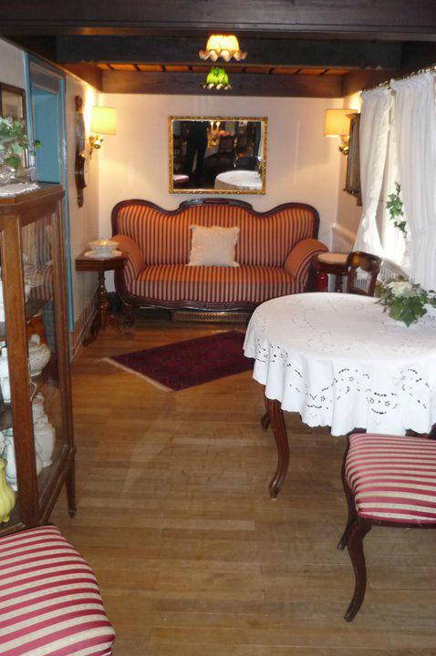 Beispiel: Eindruck von den Räumlichkeiten, Foto: Kleines Gesellschaftshaus.