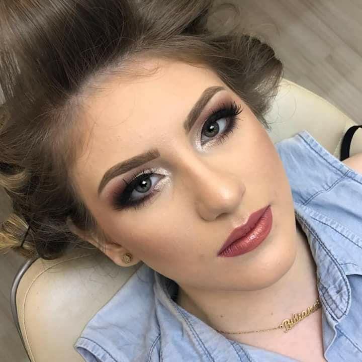 Vanessa Quijano Bride´s Makeup