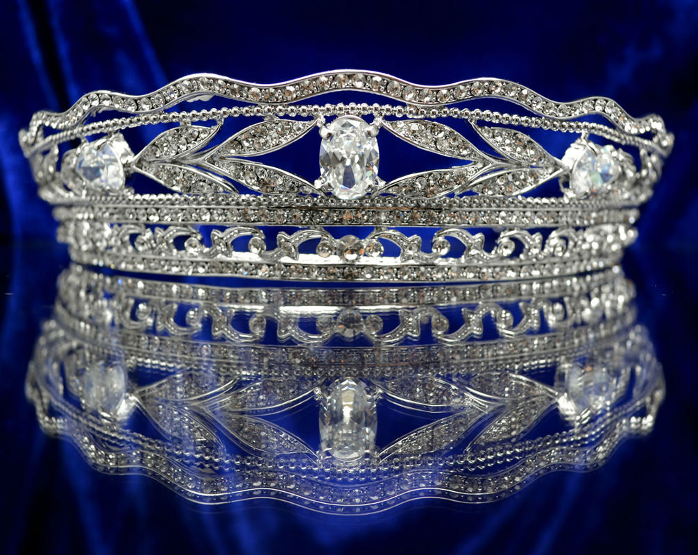 Diadème mariage Castille - Bijoux de mariage