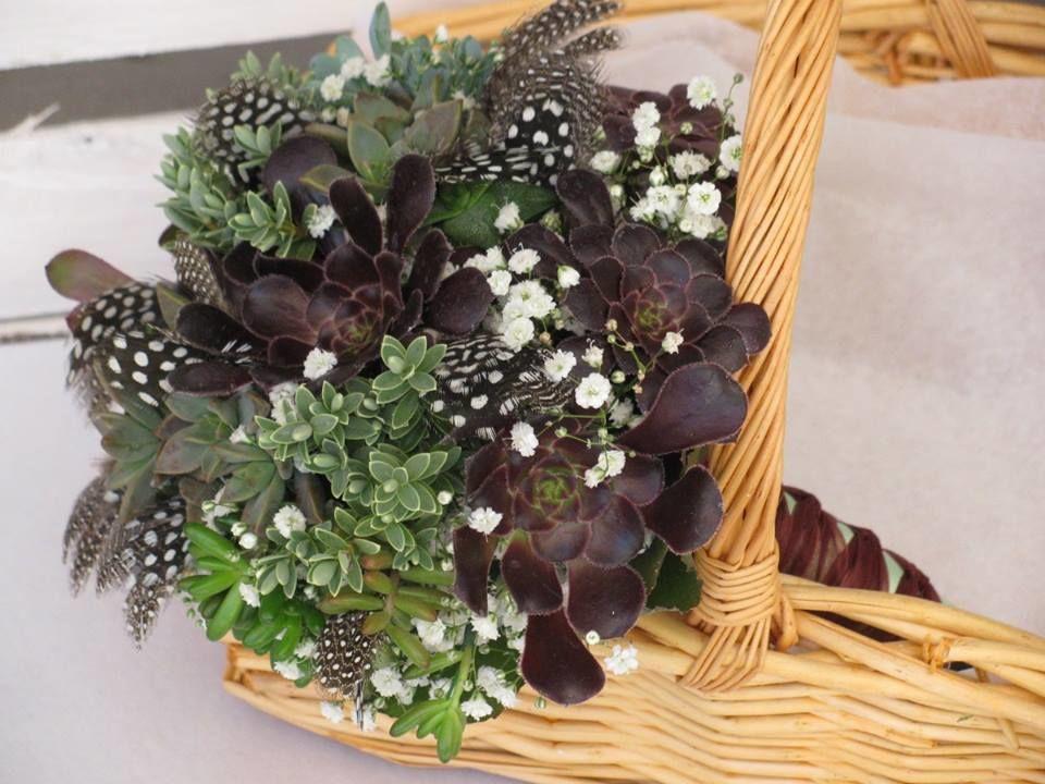 Bouquet de Noiva Suculentas 1