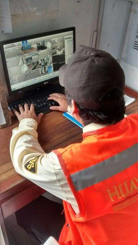 Huayna Seguridad y Vigilancia