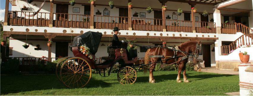 Hotel Santa Viviana - Noche de bodas