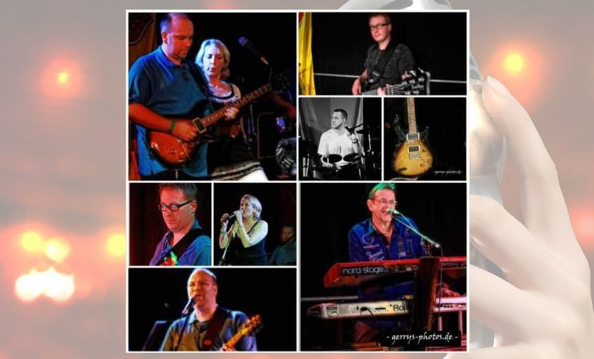 Grace – LIVE! Hochzeitsband