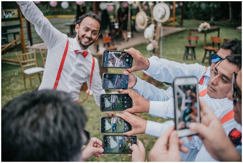 Miguel Sifuentes - Fotógrafo de Bodas