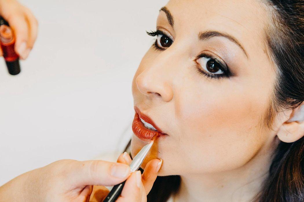 Nayra Álvarez  Makeup