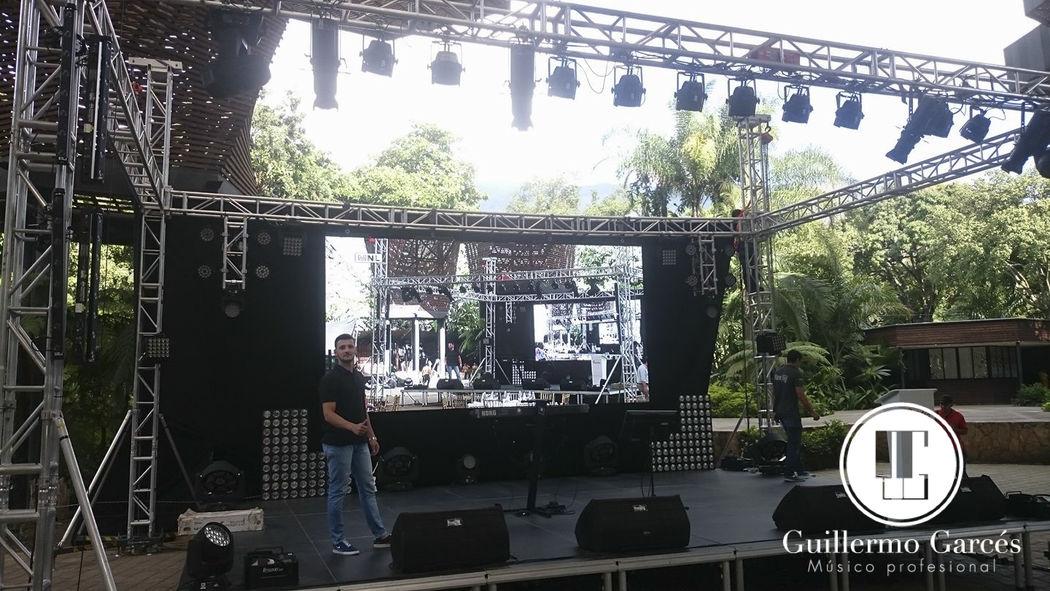 Guillermo Garcés Producción de Eventos