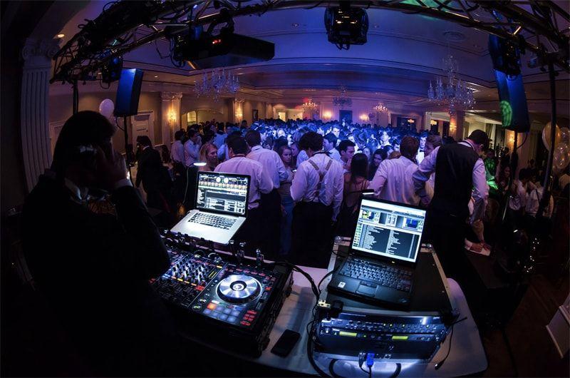 Hochzeit DJ Engel