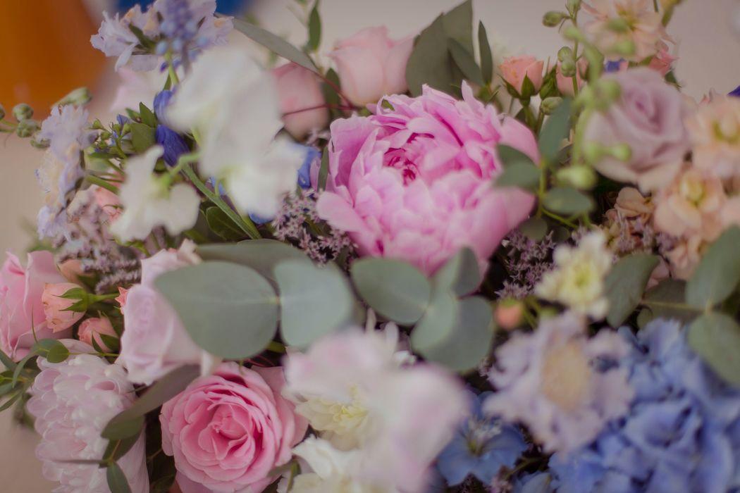Студия флористики и декора DoubleMi