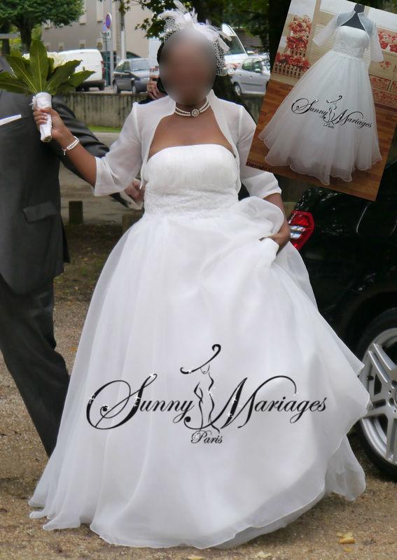 Nos maries le jour J !
