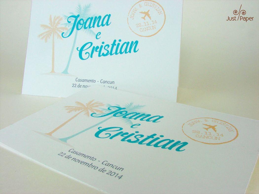 Just Paper Papelaria Personalizada