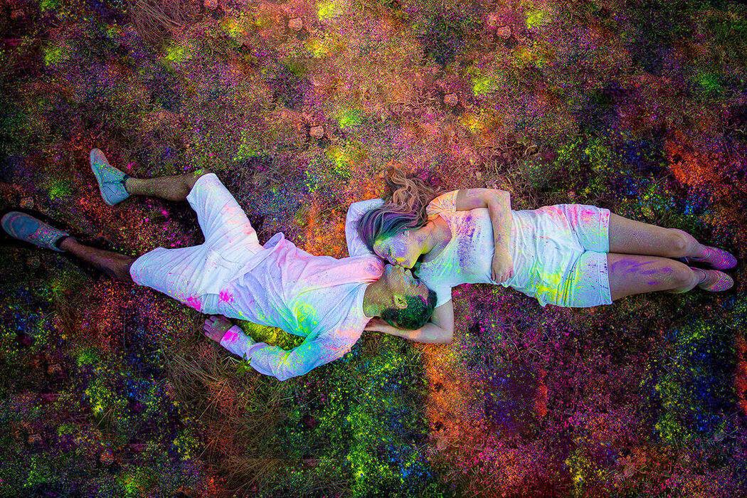In love Fotrografia