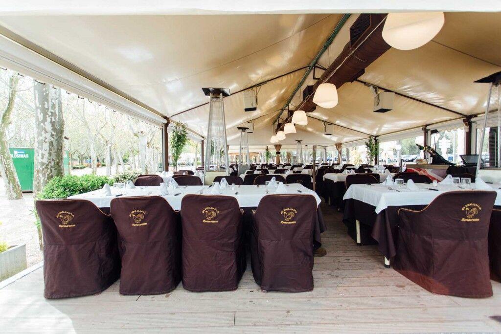 Restaurante Urogallo Casa de Campo