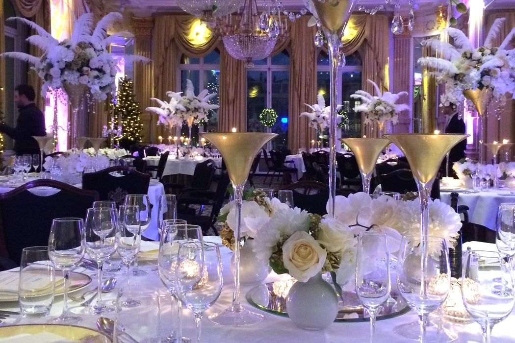 Event Flower Design
