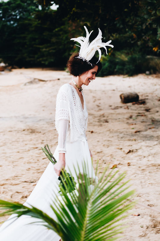 Beach Style Weddings