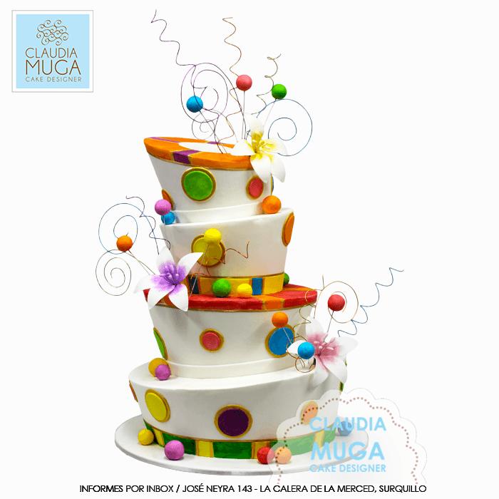 Claudia Muga Cake Designer