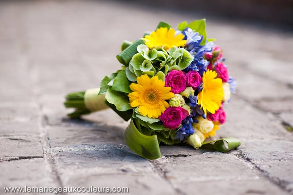 Des fleurs plein la tête