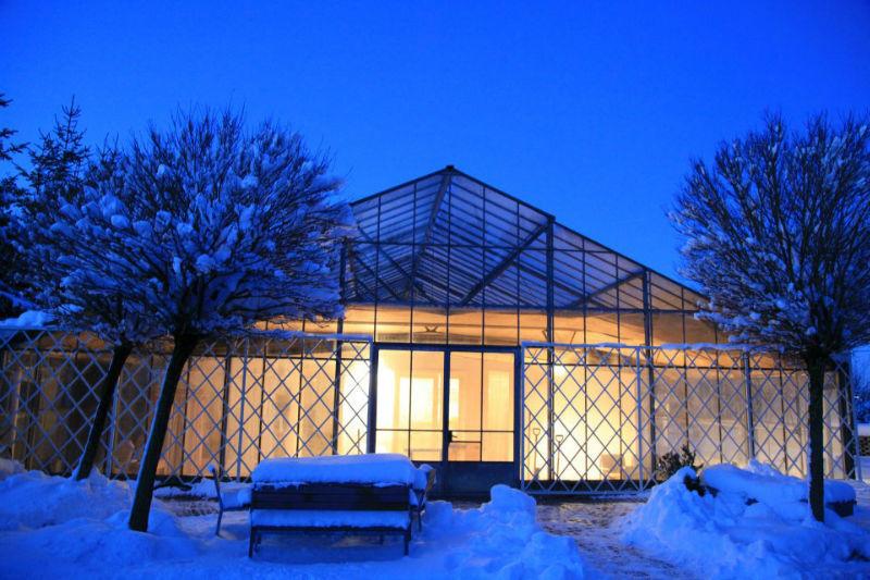 Beispiel: Außenansicht, Foto: Die Alte Gärtnerei.