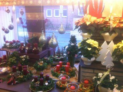Beispiel:Dekoration und Blumen, Foto: 4 Seasons Floristik.