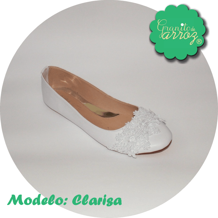 Modelo Clarisa/ color blanco