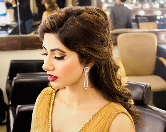 Chandni Singh Makeup Artist