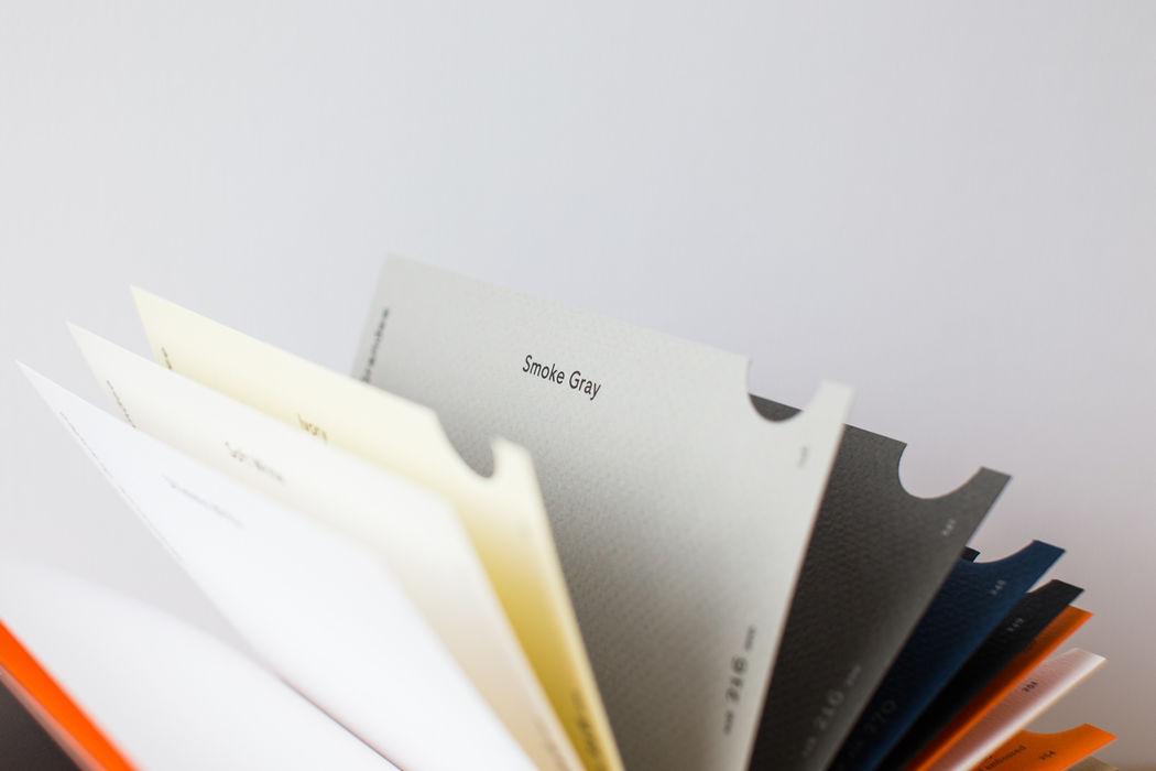 Catálogo de papeles