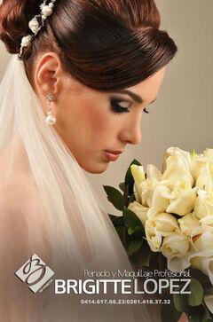 Maquillaje Profesional Brigitte López