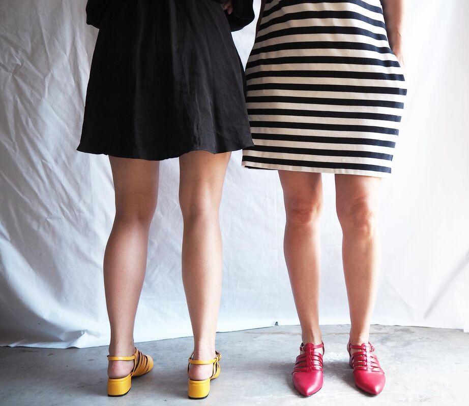 Beatnik shoes