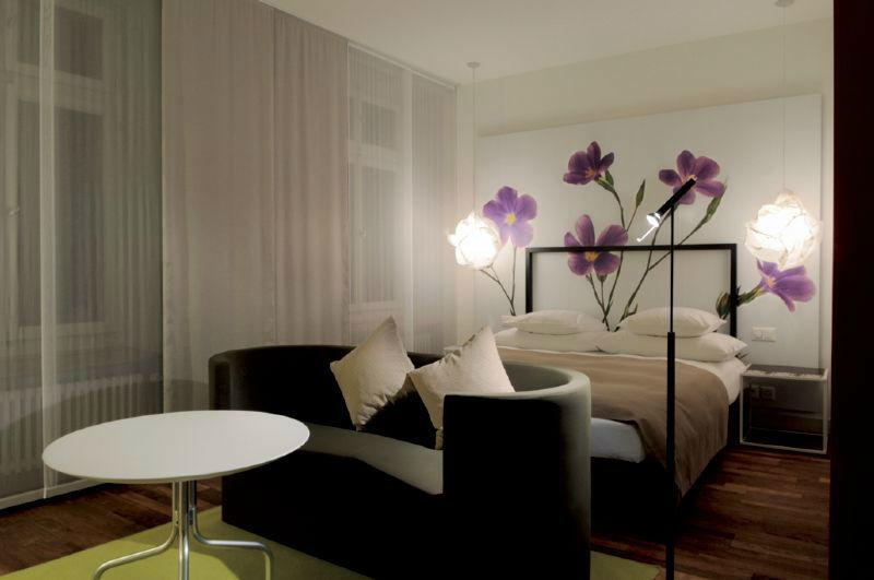 Beispiel: Hotelzimmer, Foto: Sorell Hotel Zürichberg.