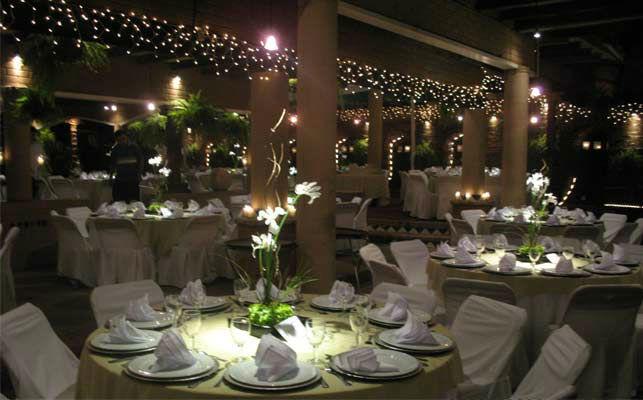 La caza del lago bodas for Casa de eventos jardin del lago cali