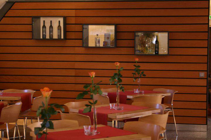 Beispiel: Schloss-Café, Foto: Schloss Seggau.