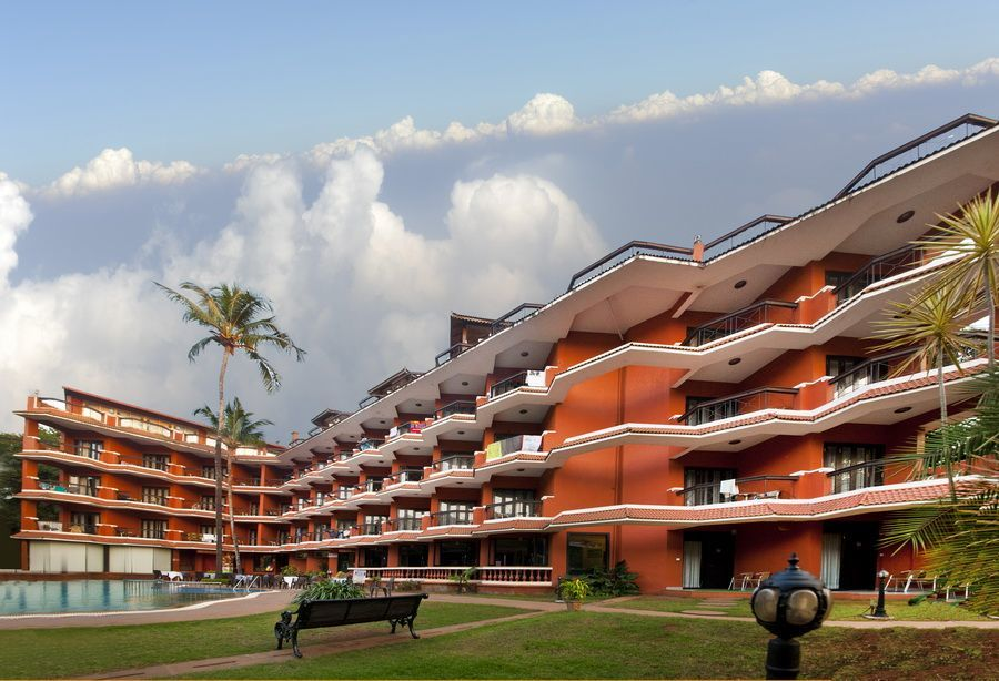 The Baga Marina