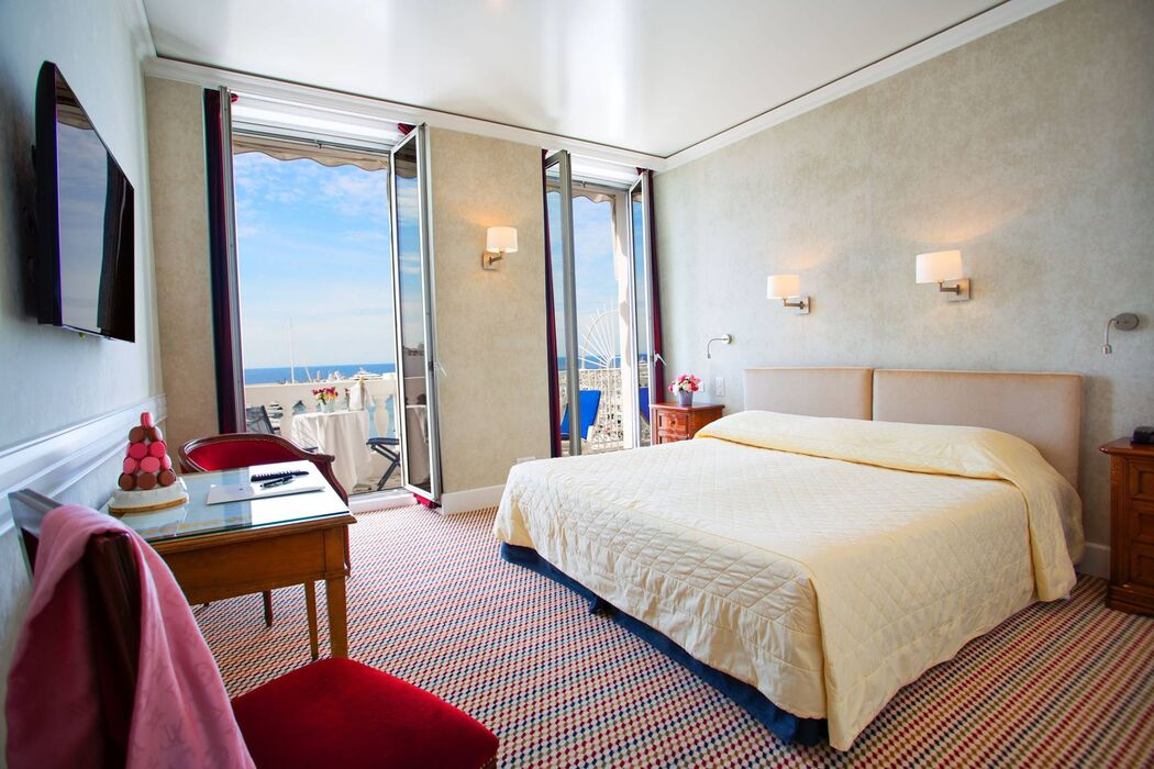 Hôtel Splendid Cannes****
