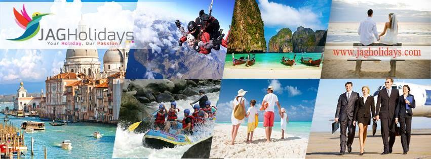 Jag Holiday & Destination