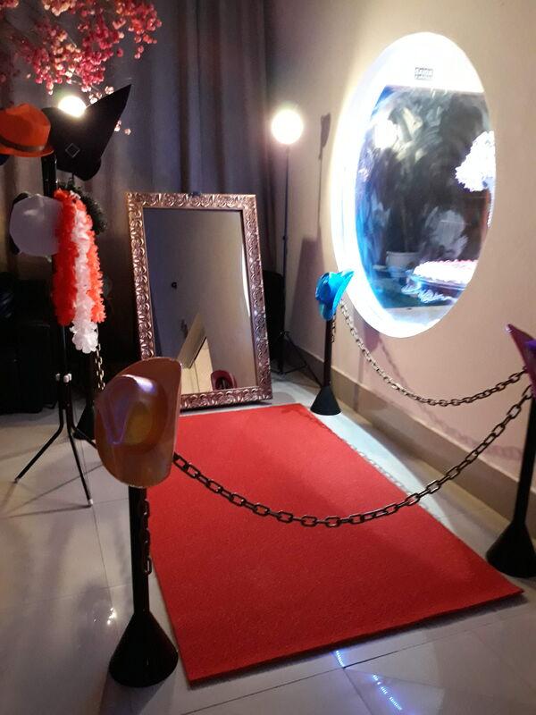 Espelho Magico - DG Eventos