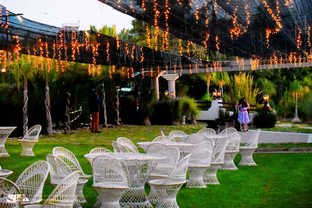 Salón y Jardín San Pedro Huaquilpan