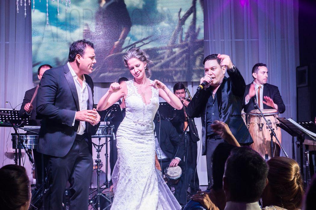 *W. Planner: Stephanie Escalante Life EVENTS. *Show: Yerick Rey. *Ciudad: Barranquilla.