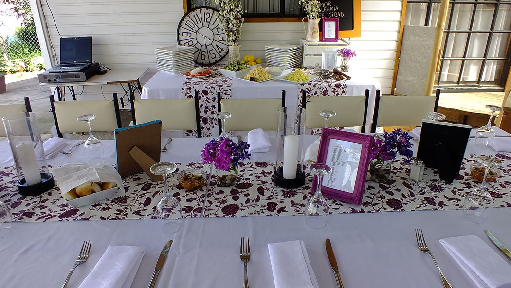 Catering y Banquetes