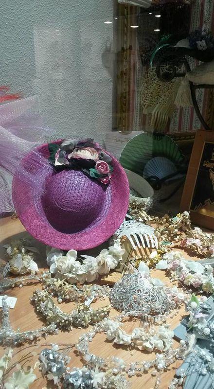Sombrerería Belmar-Sombreros y Tocados