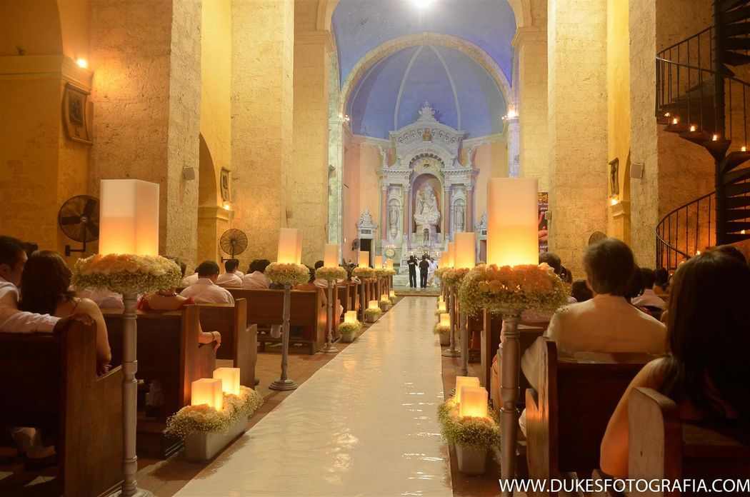Iglesia Santo Domingo - Decoracion
