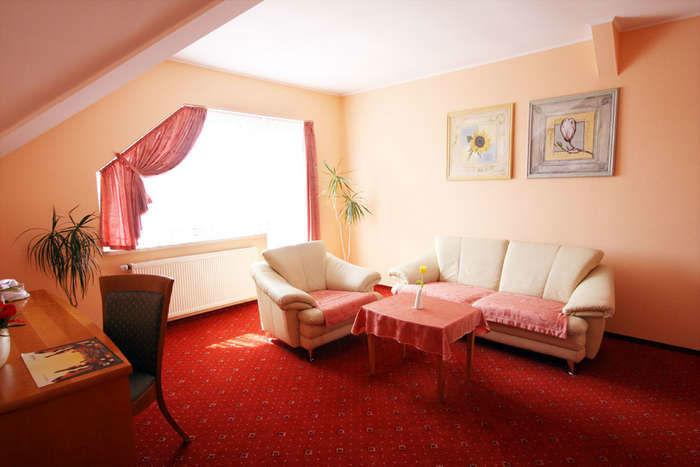 Hotel Trawa