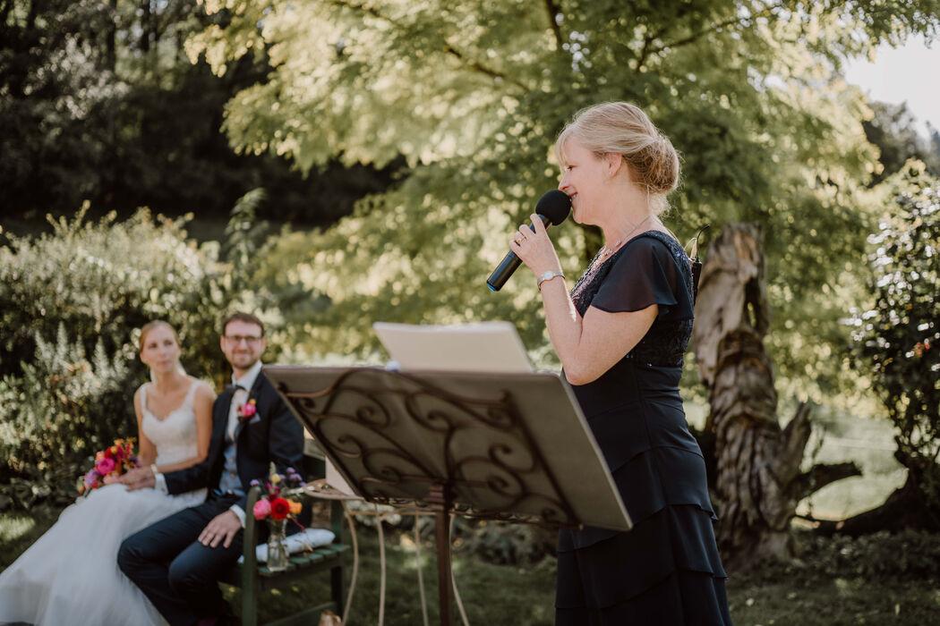 Rede mit Herz - Traurednerin Heike Koch-Barth