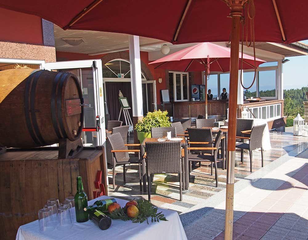 Restaurante El Pinal