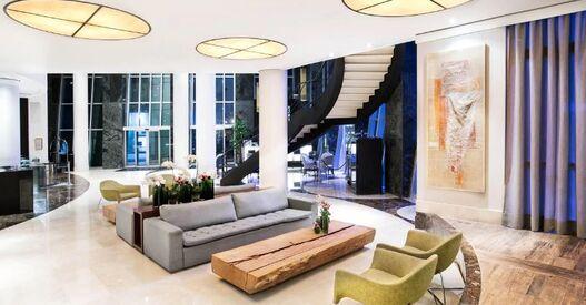 Hotel Meliá Jardim Europa