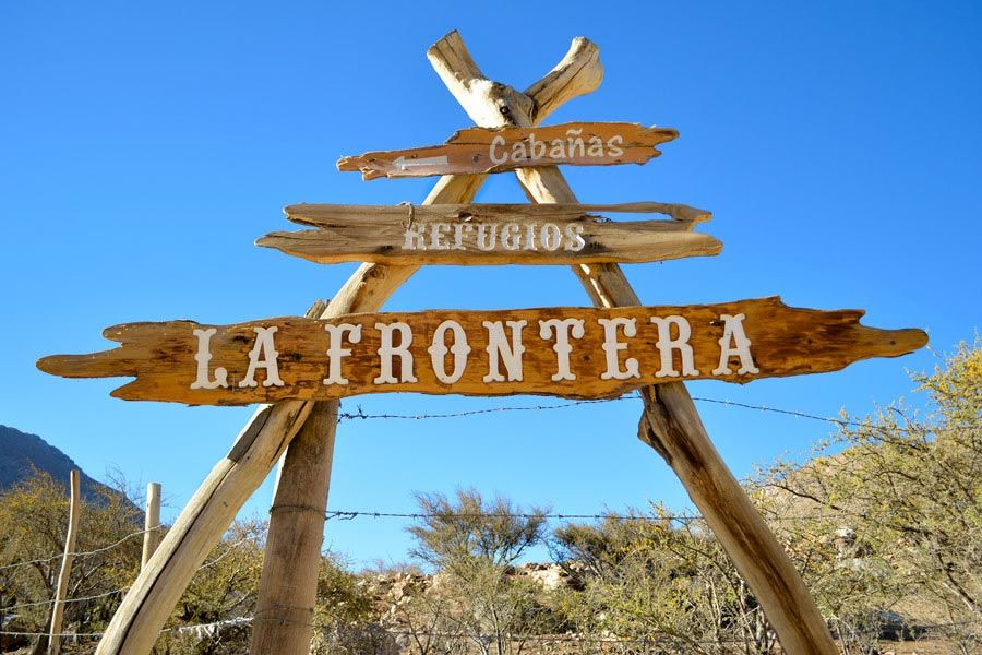 Refugios La Frontera