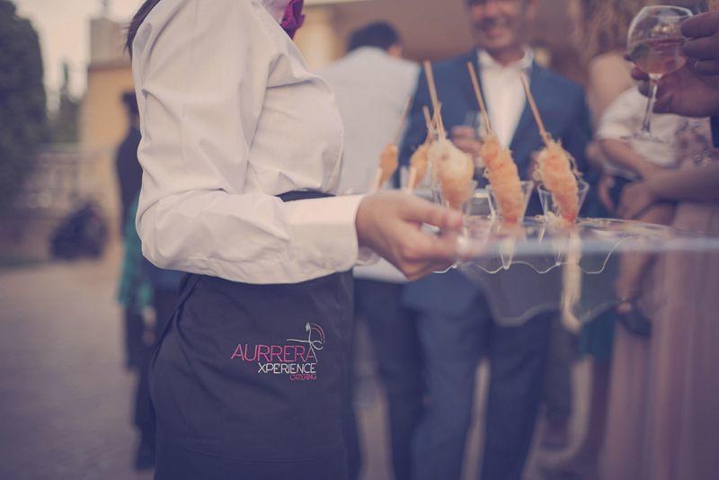 Catering Grupo Aurrera