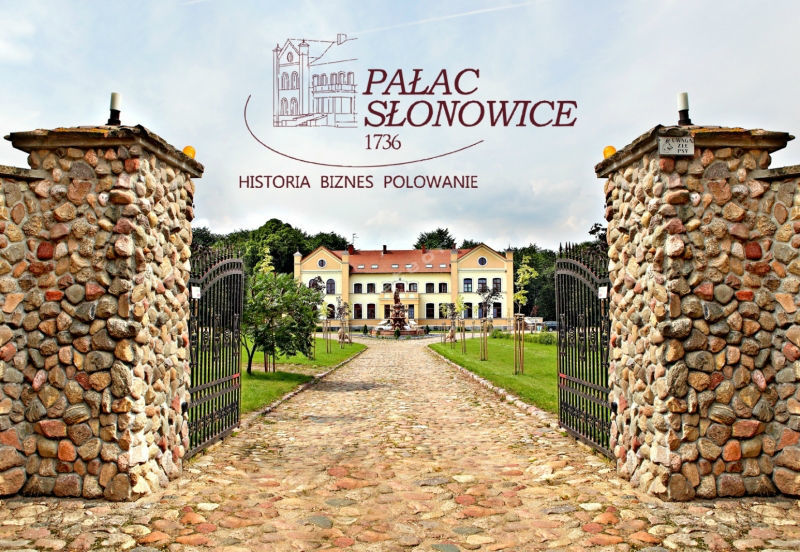Pałac Słonowice