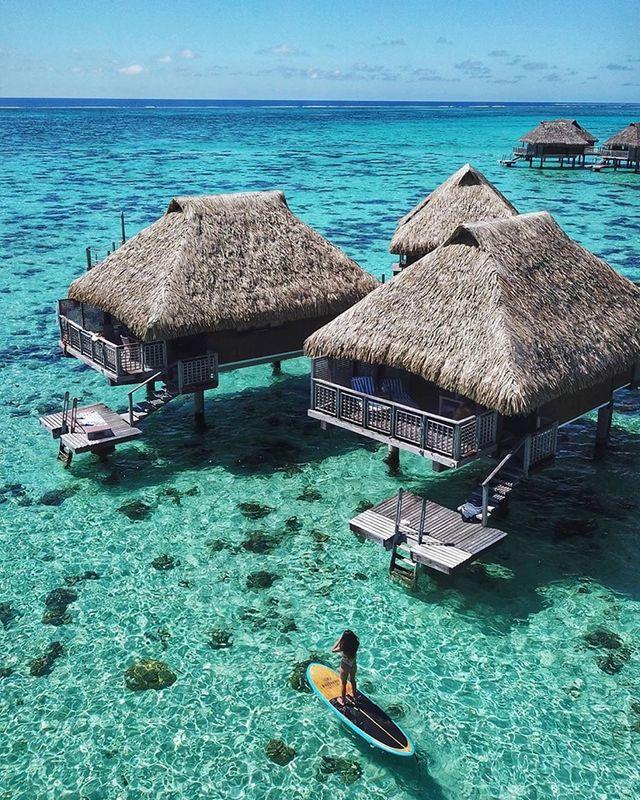 Hilton Moorea Lagoon