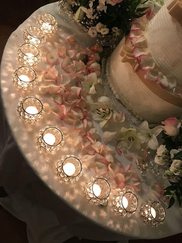 Evento Ideale: particolare Wedding Cake