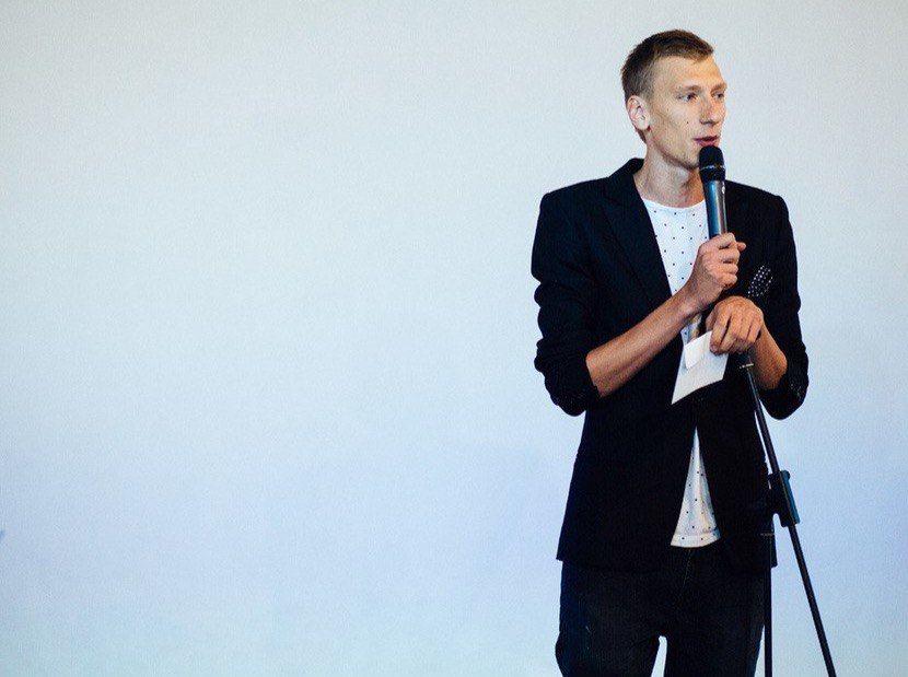 Михаил Некрасов ведущий