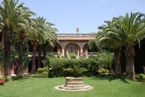 Ingresso sala ricevimenti - Castello Monaci